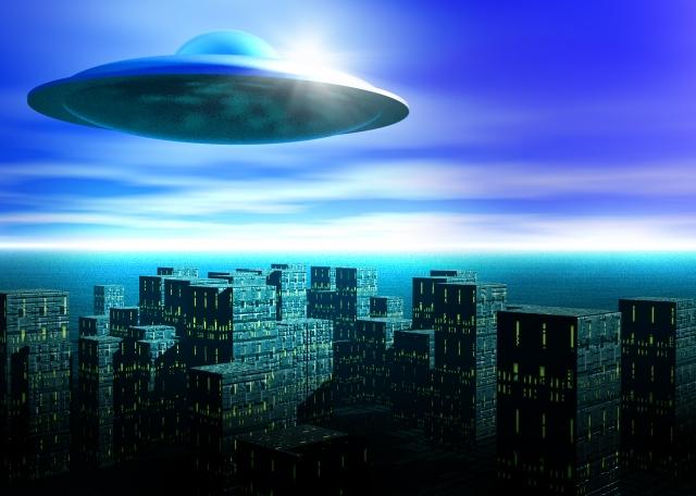 足首周りの未確認浮遊物体(UFO)
